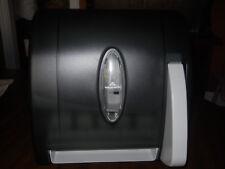 New listing Hygienic Push Paddle Universal Roll Towel Dispenser Nib