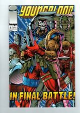 Youngblood #4 From Image Comics 1993