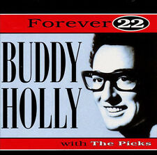 Buddy Holly - Forever 22 (2CDs 2000) Ungespielt. !!!