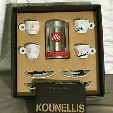 Tazzine Illy2005 Art collection Jannis Kounellis