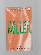 henry miller -  tropico del capricorno