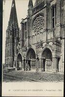Catedral de Chartres - Portail Norte (E6905)