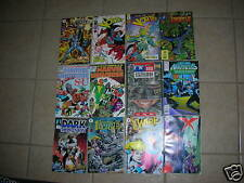 12 Comic Books - Mixed Lot - Unresearched (6)