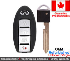 1x OEM Original Keyless Entry Remote Control Key Fob For Nissan & Infiniti