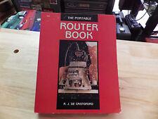The Portable Router Book by R. J. De Cristoforo (1987, Paperback)