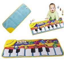 Musical Baby PlayMat Gym Activity Blanket Toy Games Carpet Floor Piano Toys Pad