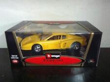Altri modellini statici di veicoli Bburago per Ferrari