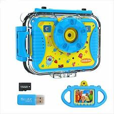SHOWCAM Kids Camera for Children with16GB SD CardWaterproof Child Video Cam f...