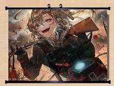 Saga of Tanya the Evil Custom Otaku Wall Picture Poster Wall Home Scroll Decor#3