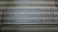 OEM SONY VAIO TAP White Wireless Keyboard VGP-WKB14 for VAIO TAP ONLY