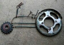 Scrap Metal Art Sculpture tractor mower motorcycle MX Wall Art Desk Art welded