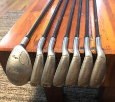 Adams IDEA a1 PRO Iron Set 4-PW (4 hybrid) Stiff Right-Handed Used Cleaned Good