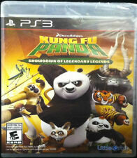 Kung Fu Panda: Showdown of Legendary Legends PS3 New PlayStation 3, Playstation