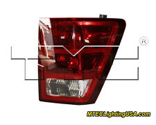 TYC Right Side Tail Light Lamp Assembly for Jeep Grand Cherokee 2005-2006