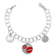 Modeschmuck-Armbänder im Freundschafts-Stil aus Edelstahl für Damen