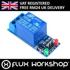 5V Relay Module SRD-05VDC-SL-C 250V 125V AC 30V 28V DC Arduino Flux Workshop