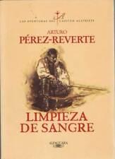 Limpieza de Sangre - Arturo Pérez-Reverte