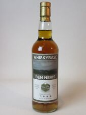 Ben Nevis 1996-2015 18 Years old Sherry Butt Whiskybase Cask 2121 50,6% 70cl