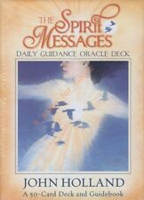 NEW John Holland Spirit Messages Daily Guidance Oracle Cards Deck