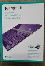 Logitech Wireless Ultrathin Keyboard Cover (iPad2, iPad 3rd&4th generatio)Purple