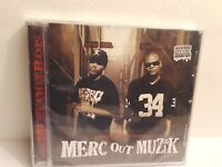 The Mercout Bois - Merc Out Muzik (CD, 2008, Mob$tar) New