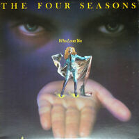 The Four Seasons - Who Loves You (EX/EX) [04-1539] vinyl LP