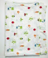 IKEA Torva Gronsak 15505 Duvet Cover Ladybugs Vegetables Garden Cotton 82 X 58