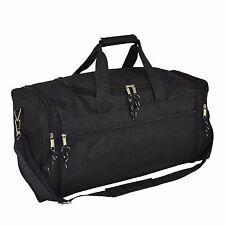 Brand New Duffle Bag Duffel Bag Large in Black Gym Bag