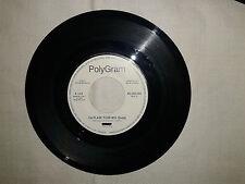 "Sting / Leila K – Seven Days  – Disco Vinile 45 Giri 7"" Ed. Promo Juke Box"
