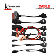 8pcs OBDII Car Cables for autocom TCS CDP Pro Diagnostic Interface Scanner