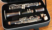 Noblet 4 LeBlanc France Bb Clarinet - Used - Good Shape