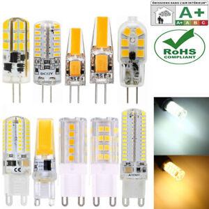 G4 LED 12V G9 Bulbs 240V Bulb 3W 5W 6W 8W 10W Warm white light Globe Capsule COB