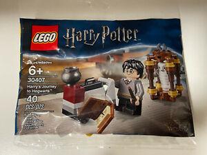 Lego Harry Potter 30407 Harry's Journey to Hogwarts 2018 New