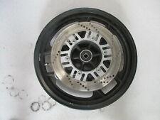 3. Kawasaki GPZ 1000 RX ZXT00A Felge vorne mit Bremsscheibe 2,50 x 16 Zoll Wheel