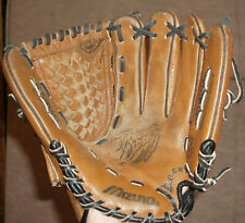 """Mizuno youth brown leather baseball glove Gpl 1154 right hand thrower, 11.5"""""""