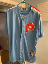 Majestic Philadelphia Phillies Mike Schmidt Jersey XL