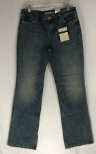 Tommy Hilfiger Low Rise Boot Cut Distressed Jeans Size 10
