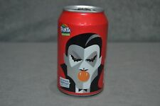 UK 330ml Fanta Fruit Twist Halloween Can 2017 Dracula Vampire Made By Coca Cola