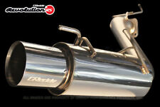GReddy Revolution Axle Back Exhaust for 08-11 Mitsubishi Lancer GTS #10138100