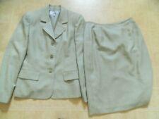 LE SUIT Womens Size 10 Suit Blazer Jacket & Pencil Skirt