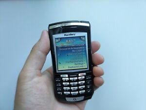 RARE BlackBerry 7100x Black (Unlocked) Smartphone collectors item mobile phone