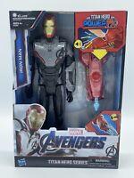 Marvel Avengers: Endgame Titan Hero Power FX Iron Man NEW - Free Shipping!
