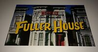Jodie Sweetin Andrea Barber FULL HOUSE Cast X2 Signed 11x17 In Person Autograph