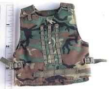 1/6 Scale 12 Inch Dragon DPM Flak Jacket Tactical Vest Body Armor