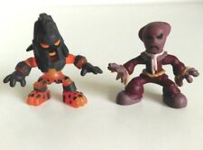 DOCTOR WHO TIME SQUAD FIGURES - Scarecrow and Pyrovile