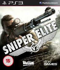 Sniper elite V2 PS3 * en excellent état *