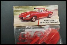 Vintage AirFix 1/32 Scale E-Type Jaguar Bagged kit Rare Red Stripe Header! M5C