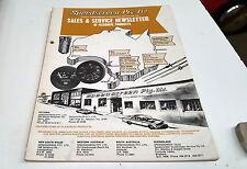 1970s ? SPEEDSCREEN Catalogue FLEXDRIVE Products