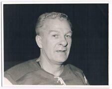Original Quebec Aces Hockey M. Courteau Photo