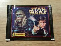 Panini 10 Tüten Star Wars Han Solo Packet Pack Bustina Sobre Pochette